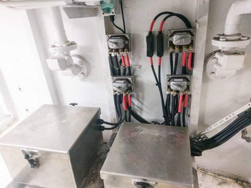 24V System wiring